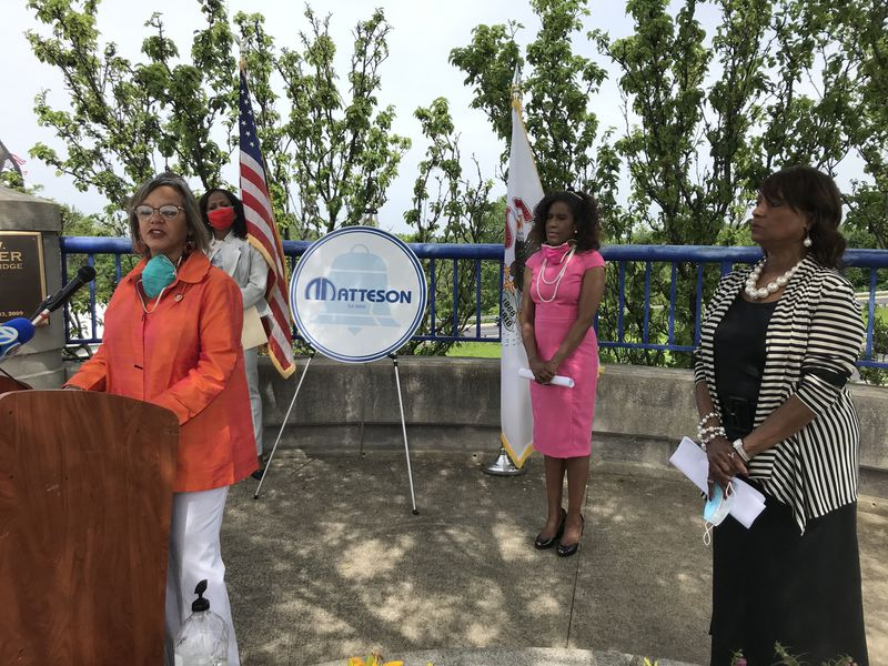 As elected officials, they called for unity. As black mothers, they spoke about fear.