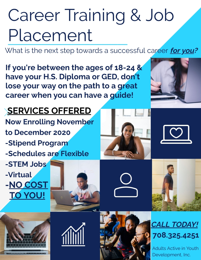 Career Training & Job Placement