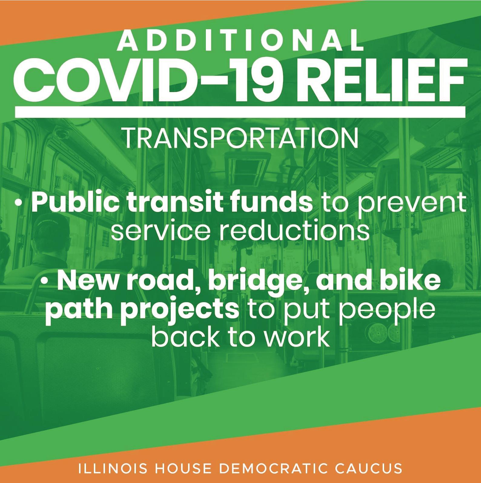 COVID-19 RELIEF: Transportation