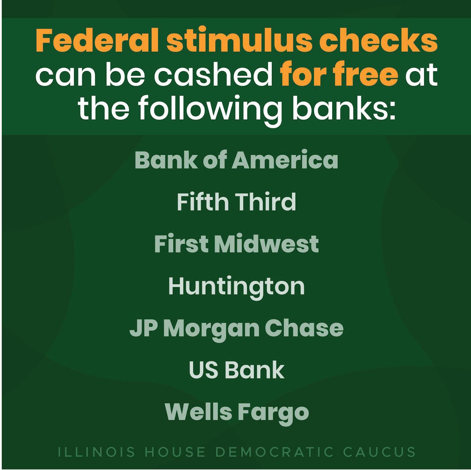 COVID-19 RELIEF: Federal Stimulus Checks