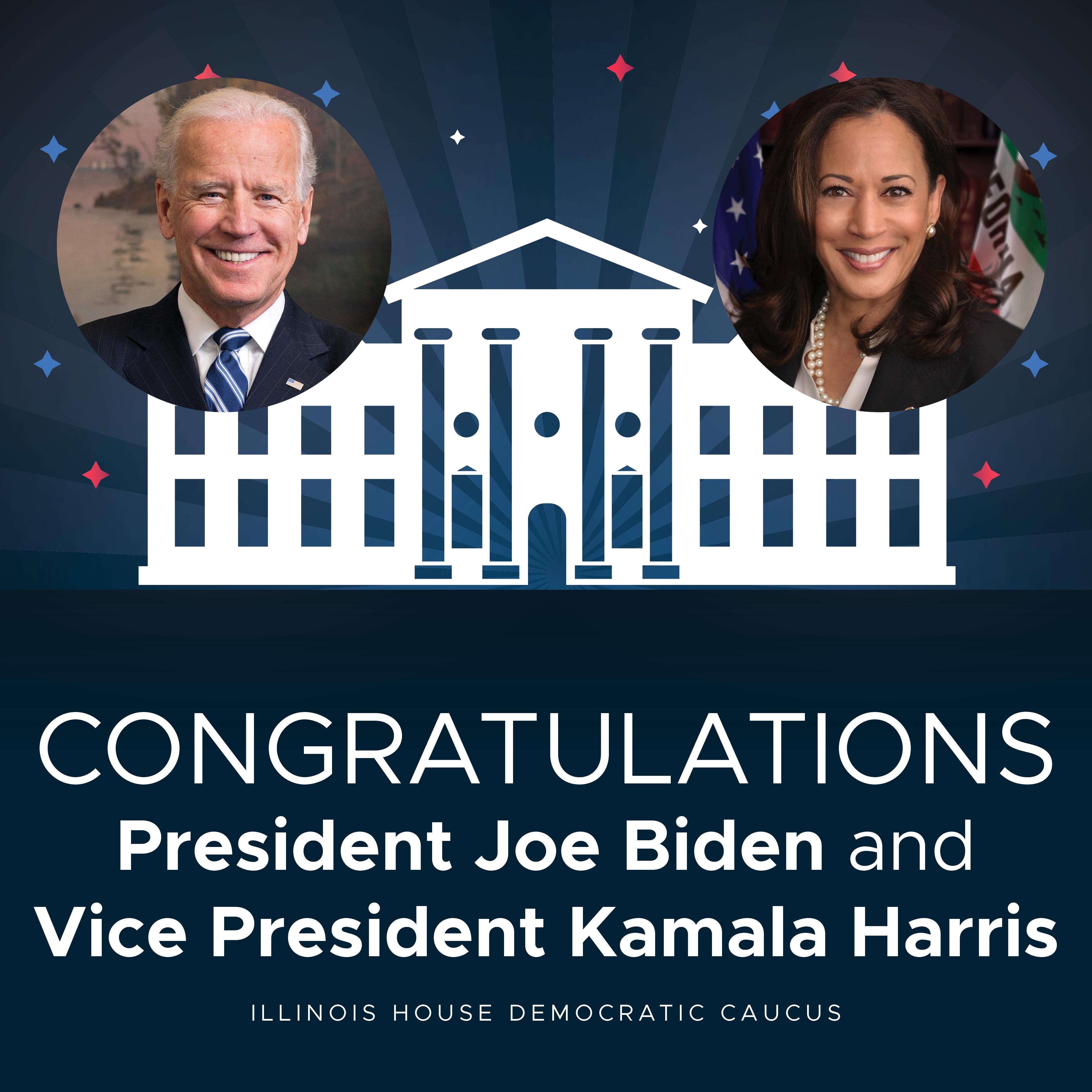 Congrats to Biden/Harris!!